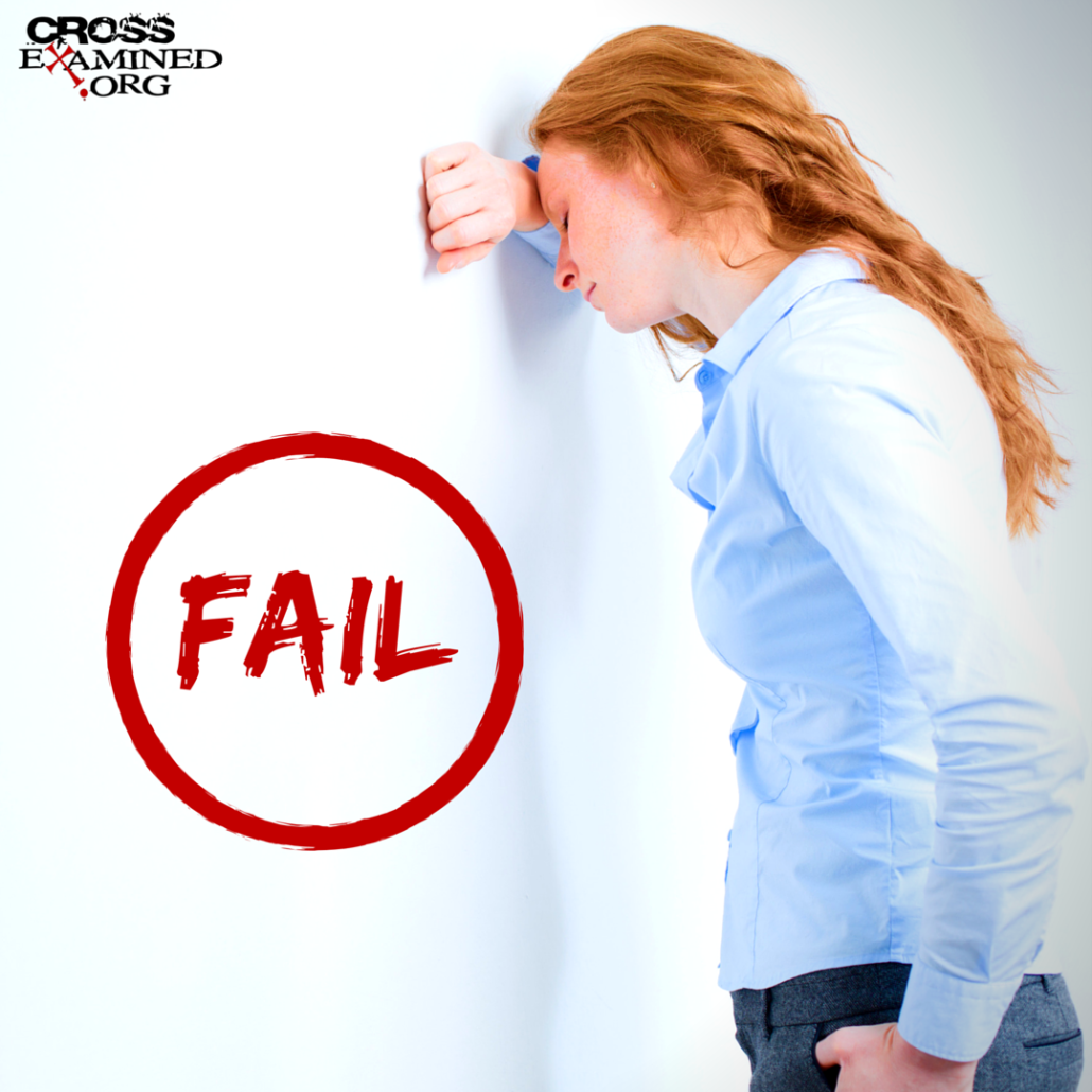 Epic Failure: My Biggest Evangelism Mistake